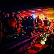 Impreza na Statku Szczecin