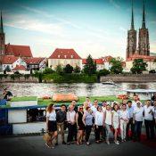 Impreza na Statku Wrocław